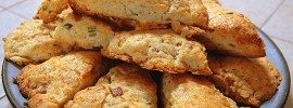 Mmmmm.... dry scones